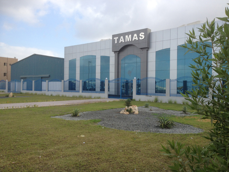TAMAS Group New Office